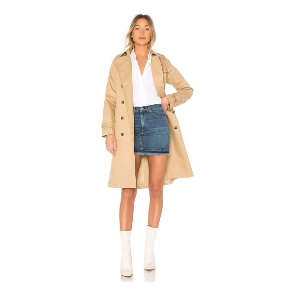 A.P.C. Greta Trench - Defying trends, A.P.C defines classic, timeless style with...