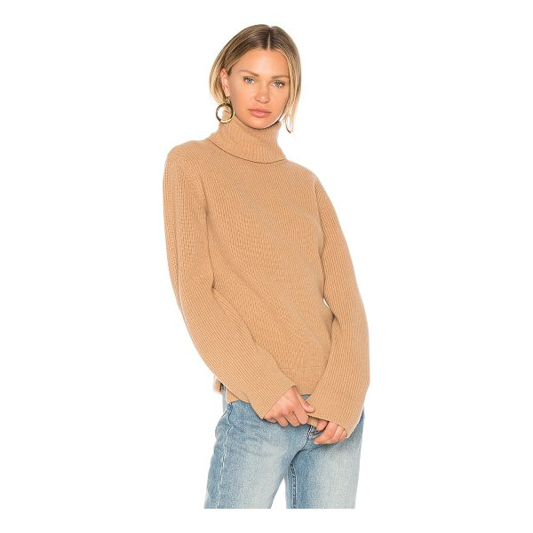 A.P.C. Milou Sweater - 70% wool 30% cashmere. Dry clean only. Rib knit fabric....