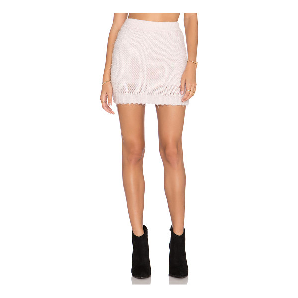 "ASILIO The pink slipper skirt - 70% acrylic 20% cotton. Skirt measures approx 15"""" in..."