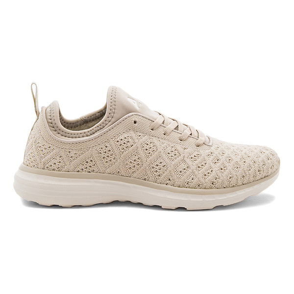 APL: ATHLETIC PROPULSION LABS Techloom Phantom Sneaker - Textile upper with rubber sole. Lace-up front. AHPR-WZ31. 2...