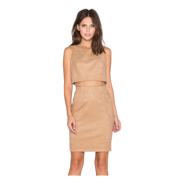 BAILEY 44 Perry dress - Self: 88% poly 12% spandexCombo: 100% nylonLining: 100%...