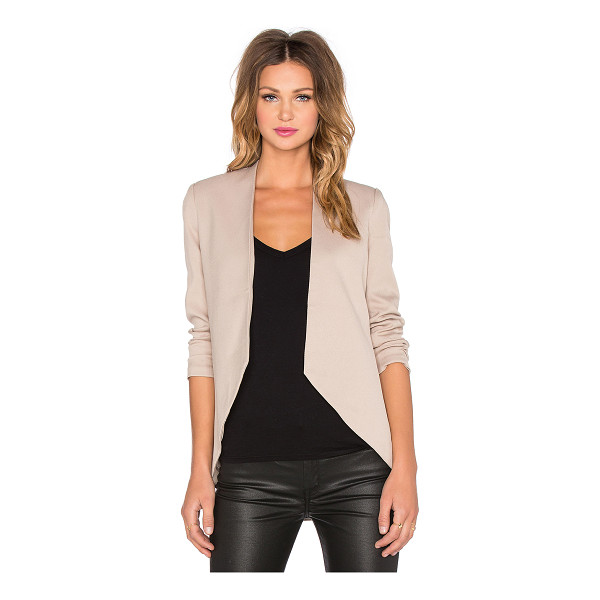 BLAQUE LABEL Sculpted Blazer - Shell: 95% poly 5% spandexLining: 100% poly. Dry clean...