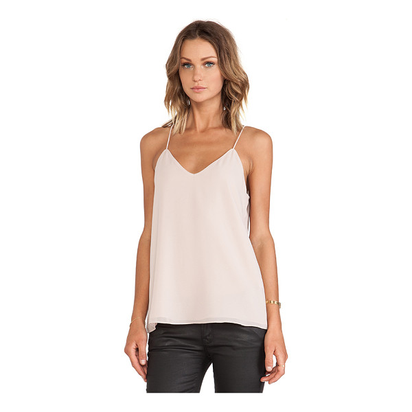 BLAQUE LABEL Tank - 100% poly. Dry clean only. BLAQ-WS40. BQT507. Since 2009,...