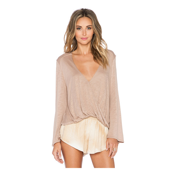 BLUE LIFE Hayley long sleeve top - 100% micro modal. Dry clean only. BLUE-WS566. 001 1205. You...
