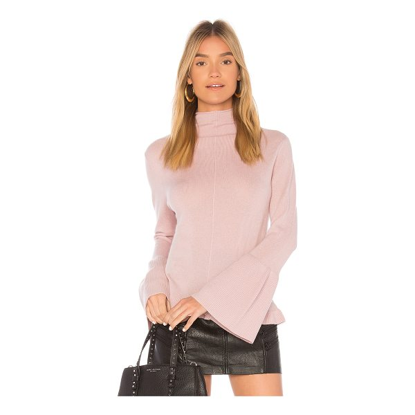 BROWN ALLAN x REVOLVE The Bell Sleeve Sweater - 90% extra fine merino wool 10% cashmere. Hand wash cold....