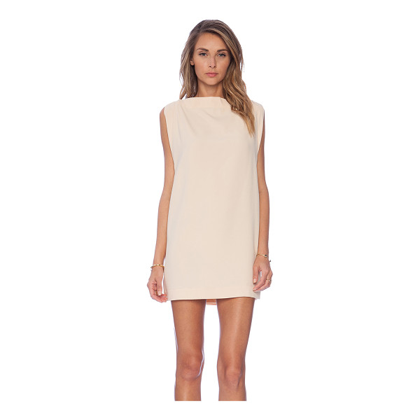 CAMEO All for One Sleeveless Dress - Poly blend. Unlined. Side seam pockets. CAME-WD134....