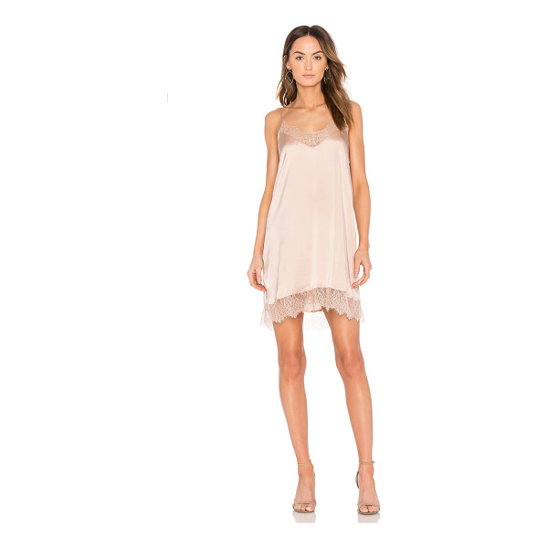 CAMI NYC The Brooklyn Dress - 100% silk. Dry clean only. Fully lined. Adjustable shoulder...