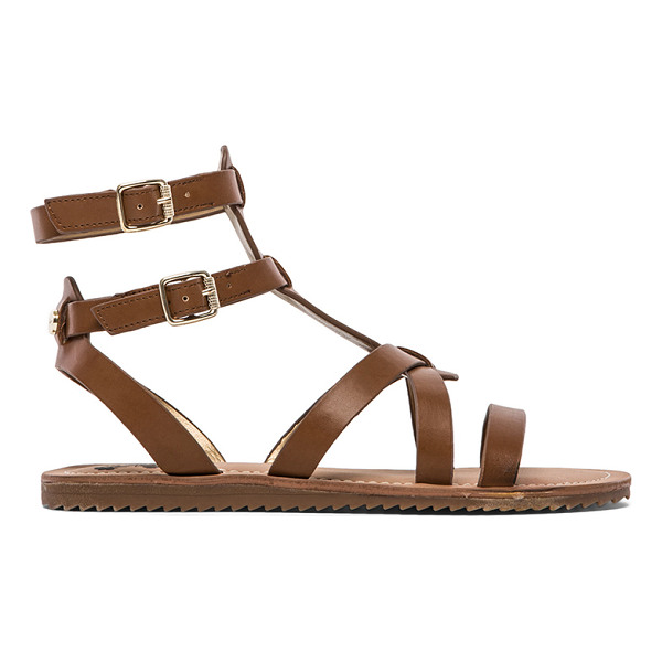 CIRCUS BY SAM EDELMAN Selma sandal - Leather upper with rubber sole. Buckle closure. CIBY-WZ29....
