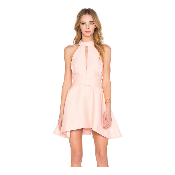 C/MEO I'm New Here Dress - Self: 100% viscoseLining: 100% poly. Hand wash cold. Fully...