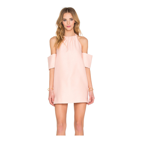C/MEO Perfect Lie Dress - Self, Combo & Lining: 100% poly. Hand wash cold. Fully...