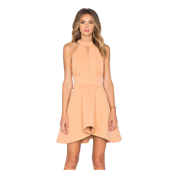 C/MEO x REVOLVE Breaking Hearts Dress - Main & Lining: 100% poly. Dry clean only. Fully lined. Back...