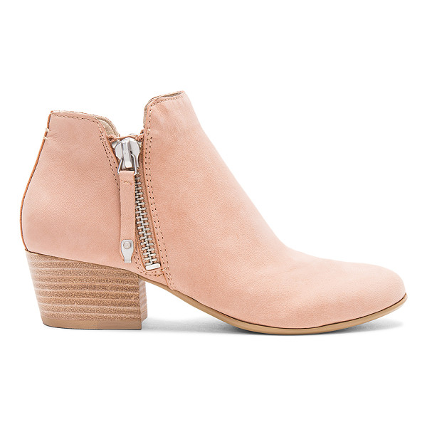 DOLCE VITA Gertie Bootie - Leather upper with man made sole. Double side zip closures....