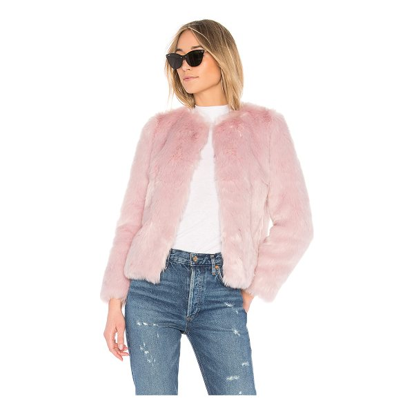 EAVES Jayce Coat - It might not be so bad outside with a fun pop of color. The...
