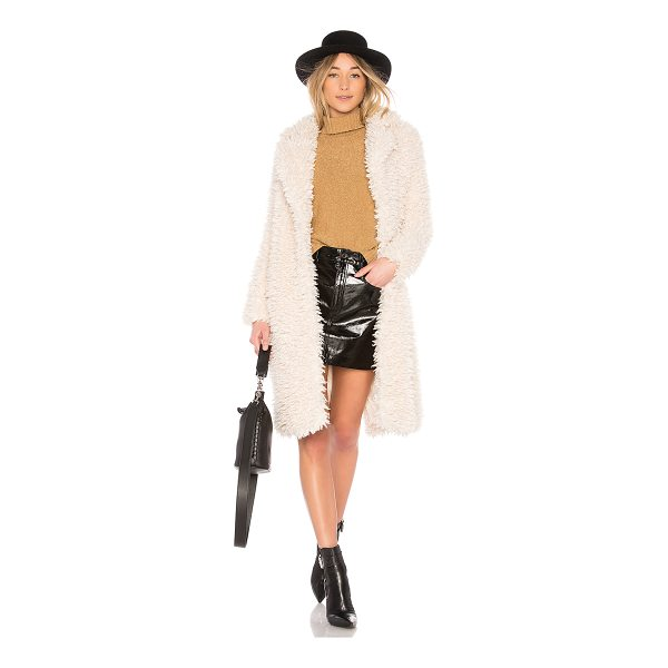 EAVES Madison Coat - Take shelter in the heavenly soft Madison Coat by EAVES....