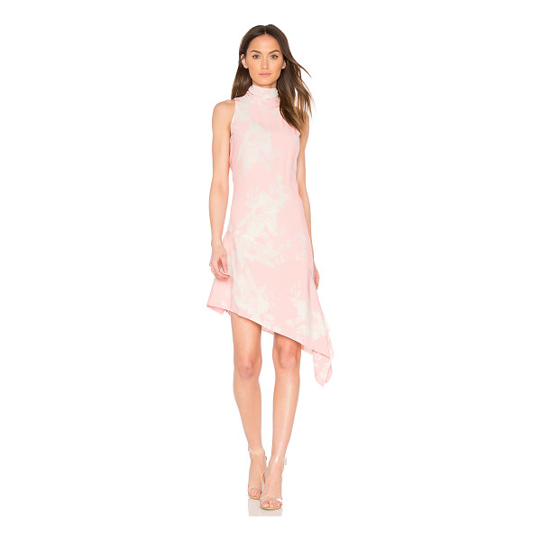 ELLIATT Enchanted Sleeveless Dress - Poly blend. Dry clean only. Fully lined. Back cut-out with...