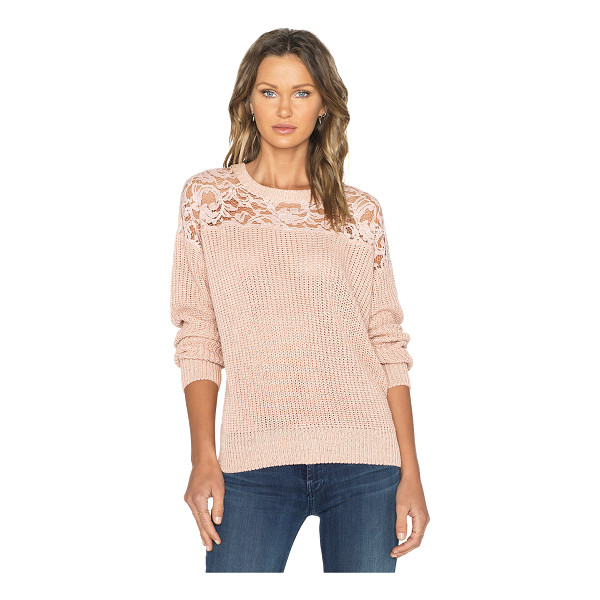ESSENTIEL Happy returns sweater - Shell: 100% acrylicTrim: 65% cotton 35% polyamide. Hand...