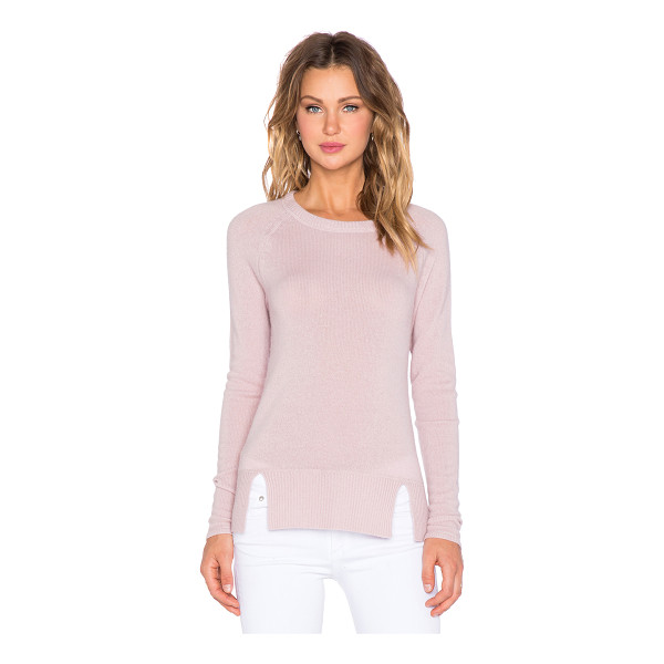 FEEL THE PIECE Esher crew neck sweater - Cotton blend. Rib knit edges. FEEL-WK121. C53220. Feel the...