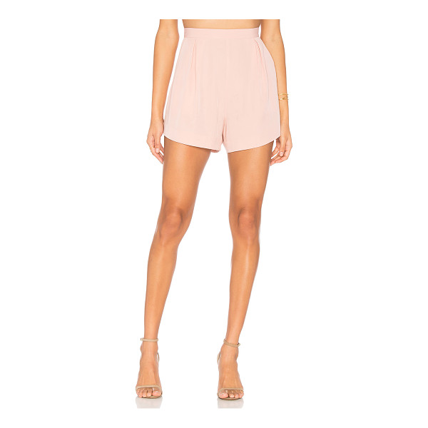 FINDERS KEEPERS Aster Short - Self: 100% tencelLining: 100% poly. Hand wash cold. Front...