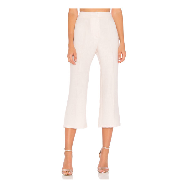 "FINDERS KEEPERS Coco Pant - ""71% nylon 22% viscose 7% poly. Zip fly with hook and bar..."