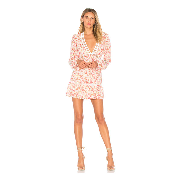 FOR LOVE & LEMONS Sweet Disposition Swing Dress - Lift your spirits and sink into a sunny frame of mind by...