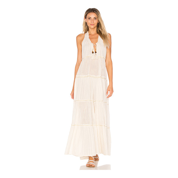 "FREE PEOPLE Beach Bum Jumpsuit - ""Make the best of those carefree off-duty days in the Beach..."