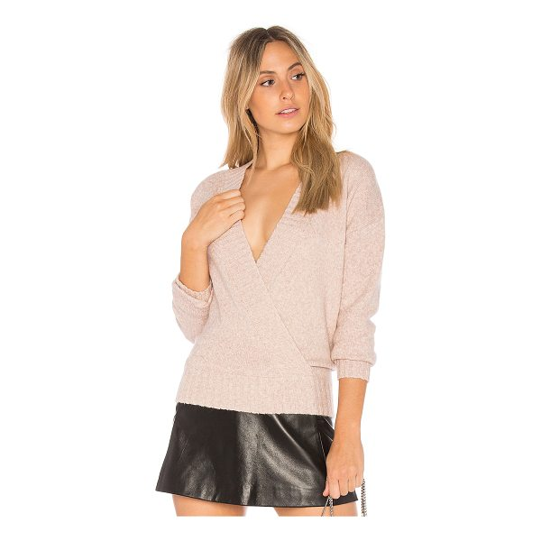 HEARTLOOM Ashley Sweater - 40% acrylic 40% cotton 18% poly 2% spandex. Dry clean only....