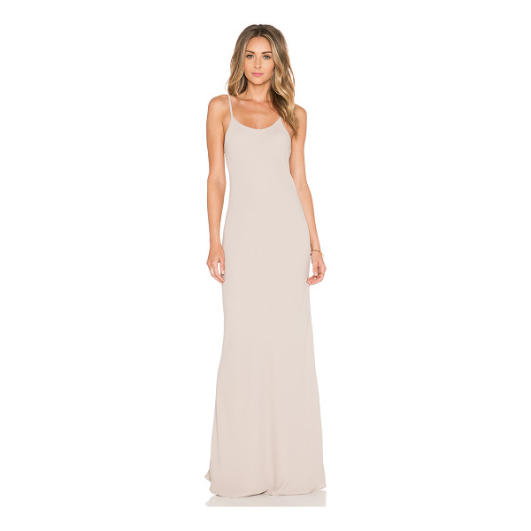 HELENA QUINN Celine slip dress - 80% poly 20% silk. Dry clean only. Fully lined. HELE-WD22....