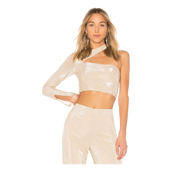 H:OURS x REVOLVE Mercury Top - Self: 100% polyLining: 95% poly 5% elastane. Dry clean...