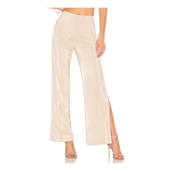 """H:OURS x REVOLVE Sonora Pant - """"Self: 100% polyLining: 95% poly 5% elastane. Dry clean..."""