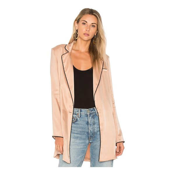 HOUSE OF HARLOW 1960 x REVOLVE Hollis Jacket - Poly blend. Hand wash cold. Front button closure. Buttoned...