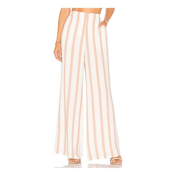 "HOUSE OF HARLOW 1960 X REVOLVE Mona Pant - ""Self: 55% rayon 45% viscoseLining: 100% poly. Hand wash..."