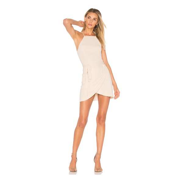 HOUSE OF HARLOW 1960 1960 x REVOLVE Rya Dress - 92% rayon 8% elastane. Hand wash cold. Fully lined. Wrap...