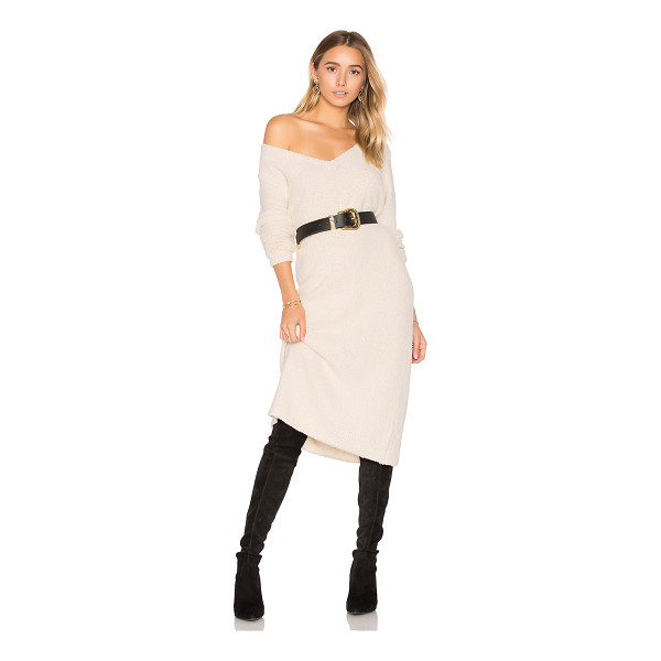 HOUSE OF HARLOW 1960 x REVOLVE Juli Midi - 56% cotton 38% poly 6% wool. Hand wash cold. Unlined. Knit...