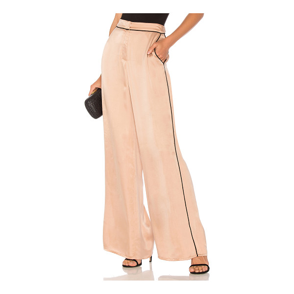 "HOUSE OF HARLOW 1960 x REVOLVE Mona Pant - ""Poly blend. Hand wash cold. Zip fly with hook and bar..."