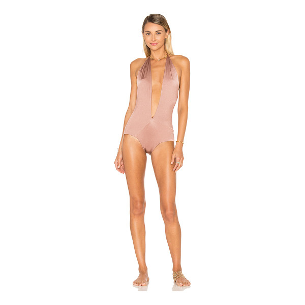 INDAH Verushka One Piece - 90% polyamide 10% elastane. Hand wash cold. Elastic stretch...