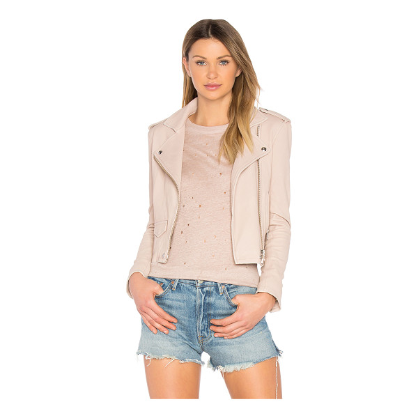 IRO Ashville Jacket - Buttery soft and impeccably tailored, the Ashville Jacket...