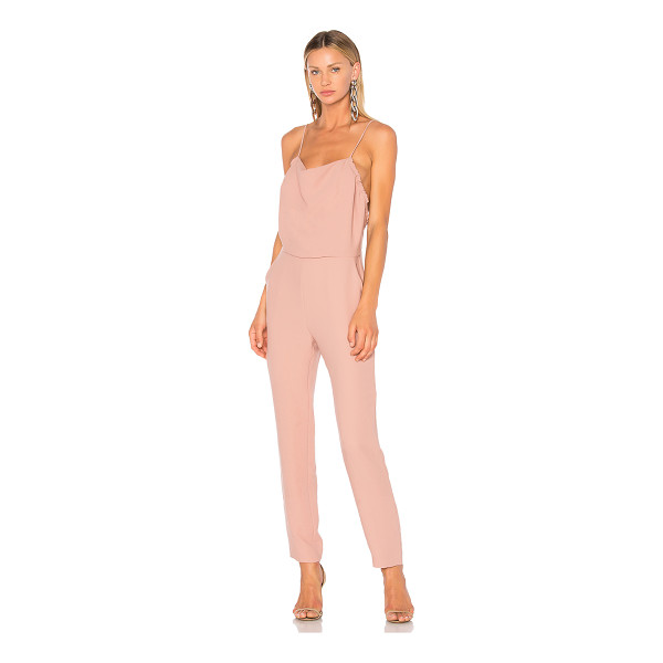 """IRO Hatford Jumpsuit - """"City style meets couture in IRO's Hatford Jumpsuit. A..."""