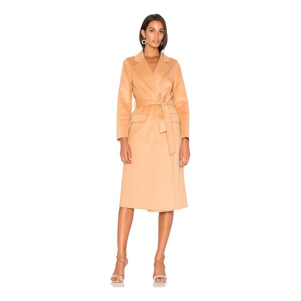 J. RYU Haze Coat - 50% wool 50% poly. Dry clean only. Open front. Front flap...