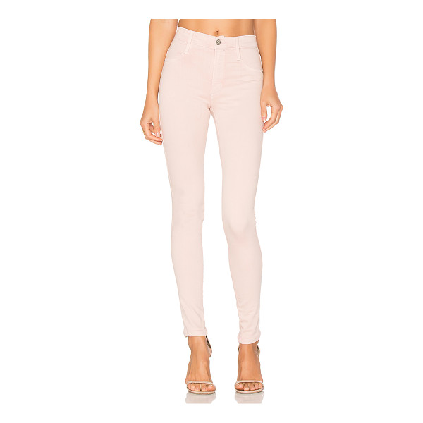 """JAMES JEANS High Class Skinny - """"94% cotton 4% poly 2% spandex. Faux front pockets. 10"""""""" at..."""
