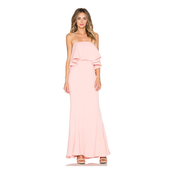 JARLO Lily maxi dress - 100% poly. Dry clean only. Bustline to hem measures approx...