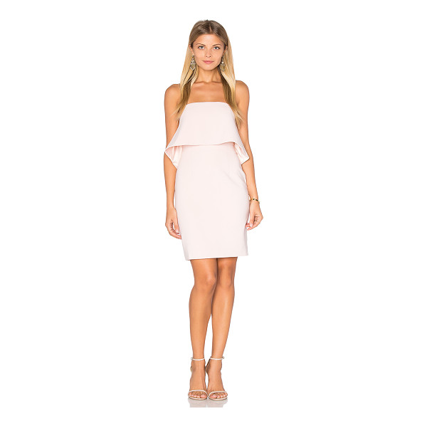 JAY GODFREY Viola Dress - 92% poly 8% polyurethane. Dry clean only. Fully lined....