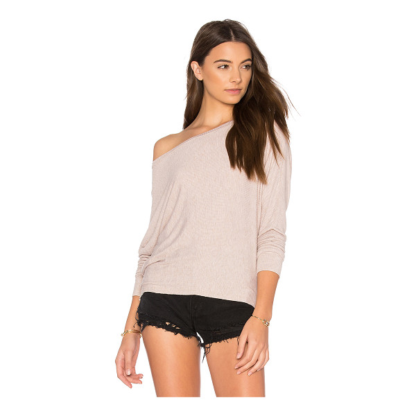 JOAH BROWN Vital Long Sleeve Tee - Cotton blend. Rib knit fabric. JOAR-WS15. 262LST. Since the...
