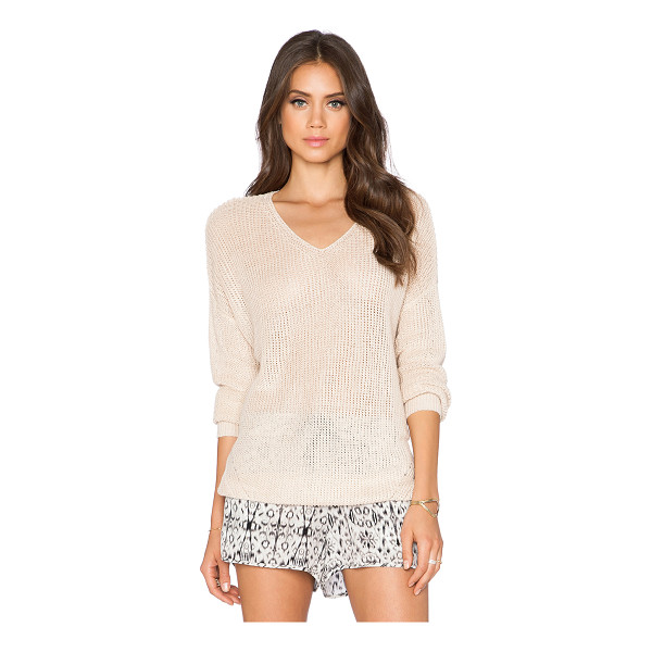 JOIE Bunny sweater - 100% linen. Hand wash cold. JOIE-WK140. 4388 K1685....