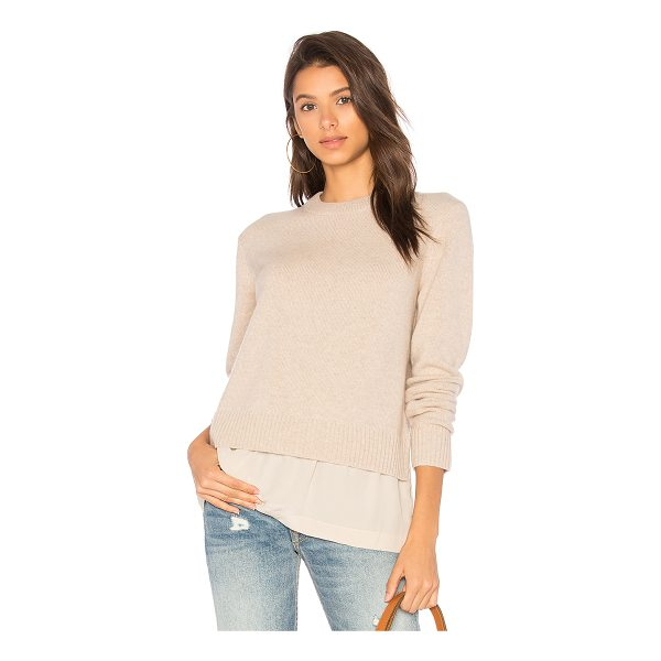 JOSEPH Round Neck Knit - Cozy meets classic. Complete your everyday looks with...