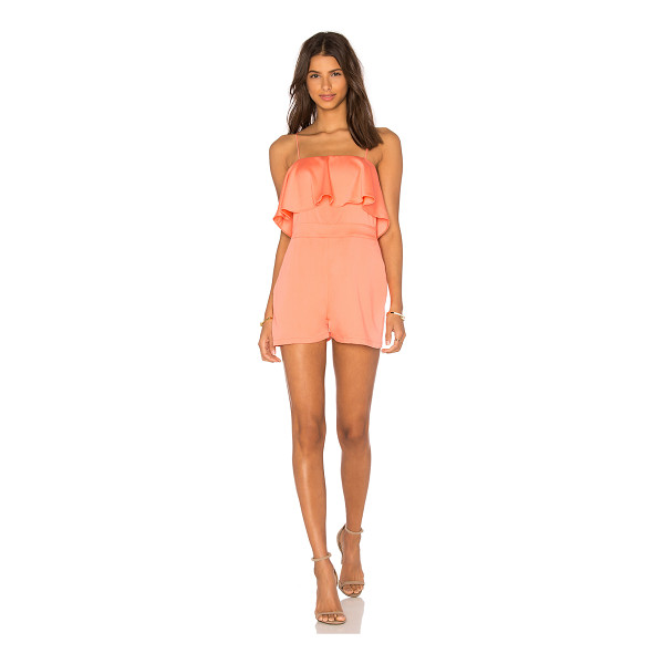 KARINA GRIMALDI Paco Romper - Shell: 100% viscoseLining: 100% poly. Dry clean only....