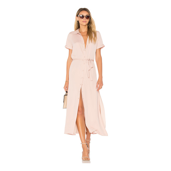 L'ACADEMIE The Shirt Dress - Infusing a lightweight feel into a traditional piece, The...