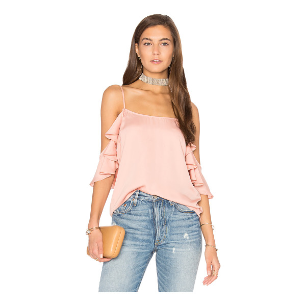 L'ACADEMIE The Shoulder Cami - Find charm in the details. The Shoulder Cami by L'Academie...