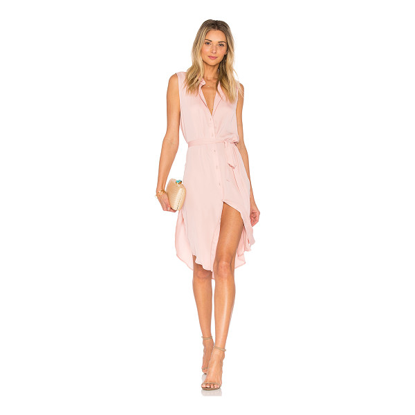 L'ACADEMIE The Sleeveless Midi Dress - Infusing a lightweight feel into a traditional piece, The...
