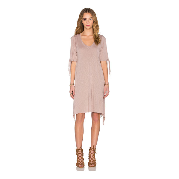 LAMADE Cecilia dress - 50% cotton 50% modal. Hand wash cold. Fully lined. Cut-out...