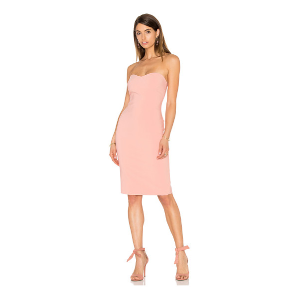 LIKELY Laurens Dress - Poly blend. Dry clean only. Fully lined. Back slit. Hidden...